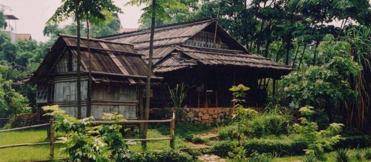 Les maisons traditionnelles vietnamiennes - ảnh 3