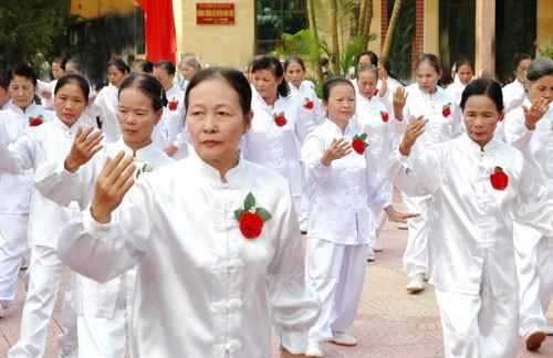 Existe-il des clubs de personnes âgées au Vietnam? - ảnh 1