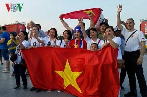 Les Vietnamiens s'intéressent-ils à la coupe du monde de football? - ảnh 1