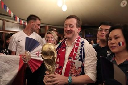 Mondial 2018: Les Bleus décrochent leur deuxième étoile - ảnh 5