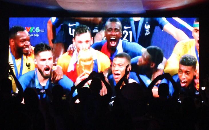 Mondial 2018: Les Bleus décrochent leur deuxième étoile - ảnh 9