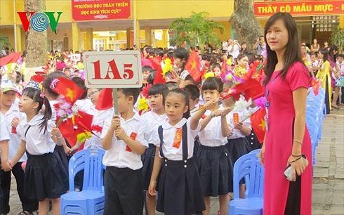L'école primaire est-elle gratuite au Vietnam? - ảnh 1