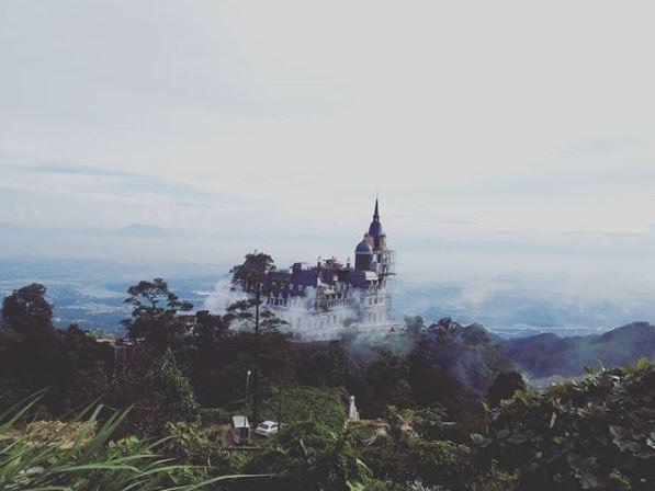 Le massif de Tam Dao - ảnh 1