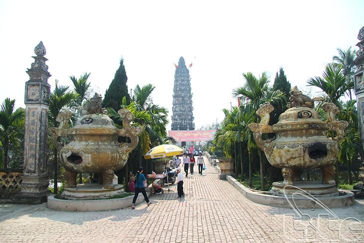 La pagode de Cô Lê et sa fête - ảnh 1