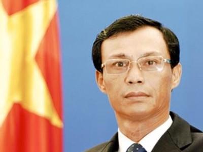 Memprotes Tiongkok memberikan surat izin pemukiman yang tidah sah di kepulauan Hoang Sa milik Vietnam - ảnh 1