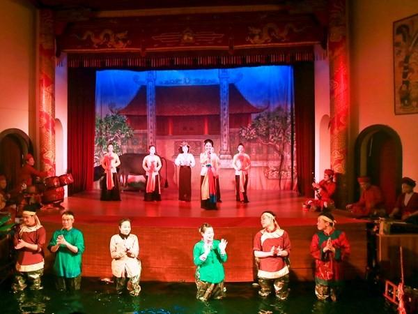 Drama Pagelaran Long Thanh Kombinasi Yang Khas Antara Opera Cheo