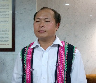 Trang Seo Pao, orang yang menyambungkan dukuh-dukuh miskin - ảnh 1