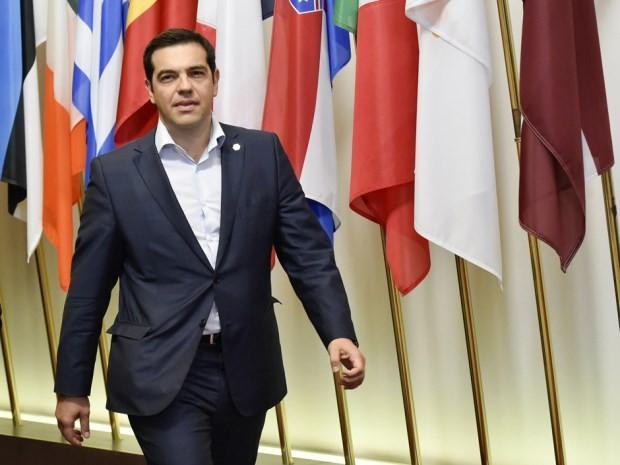 Yunani akan melakukan referemdum tentang permintaan bantuan - ảnh 1