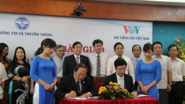 Kantor VTC resmi diserahkan kepada Radio VOV - ảnh 1