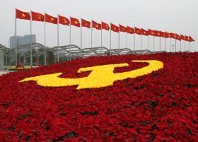 Rakyat meletakkan kepercayaan pada kepemimpinan Partai Komunis - ảnh 1