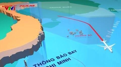 ICAO telah mengoreksi peta penerbangan tentang FIR Sanya sesuai dengan permintaan Vietnam - ảnh 1