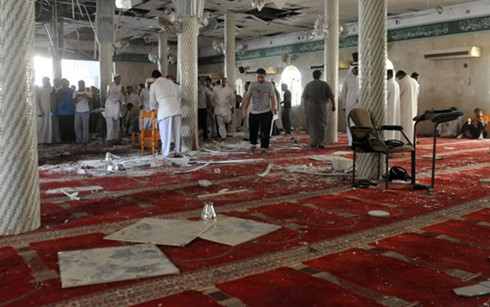 Arab Saudi: Menyerang masjid  sekte Syiah sehingga menimbulkan banyak korban - ảnh 1