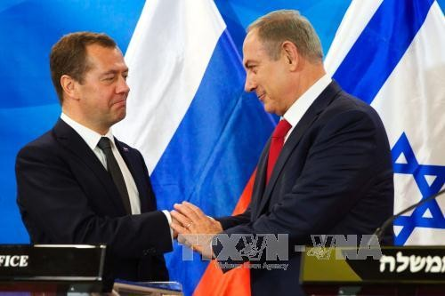 Rusia dan Israel berkomitmen berkoordinasi  melawan terorisme - ảnh 1