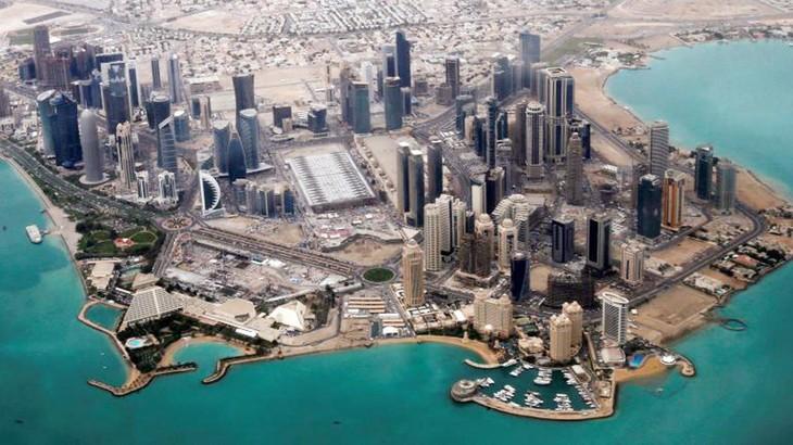 Banyak negara mengimbau pemecahan atas krisis antar-negara Teluk - ảnh 1