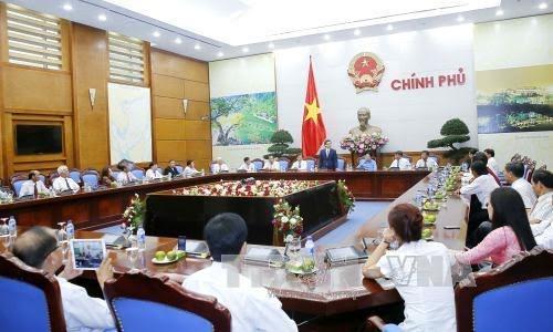 Memperkuat konektivitas dengan para ilmuwan diaspora Vietnam di luar negeri. - ảnh 1