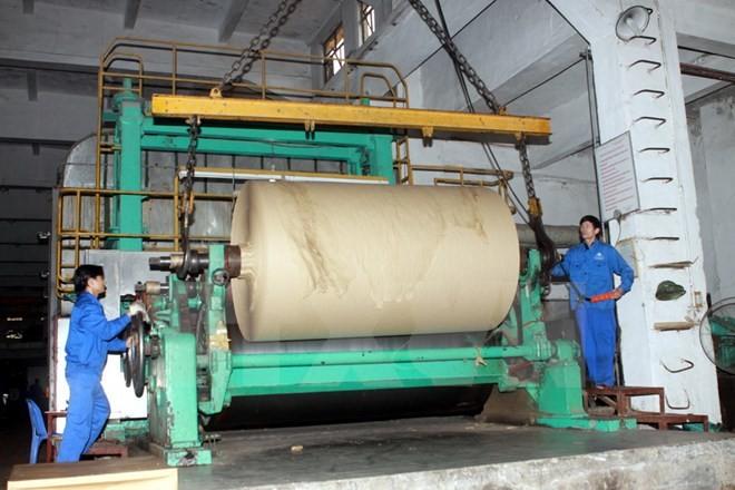 Vietnam dan Indonesia memperkuat kerjasama perdagangan  cabang produksi minyak sawit dan kertas - ảnh 1