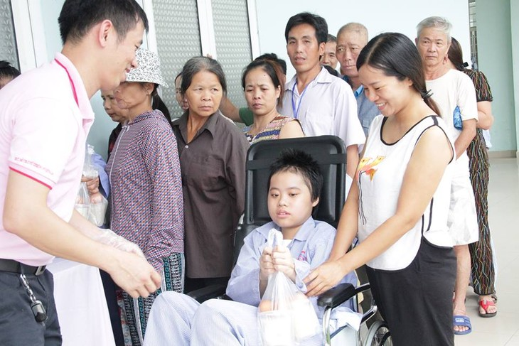 Grup Charoen Pokphand dari Thailand berpadu tangan demi komunitas orang Vietnam - ảnh 1