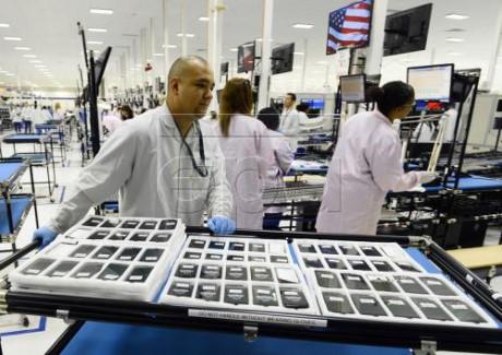 Indikasi positif dari pasar tenaga kerja AS - ảnh 1