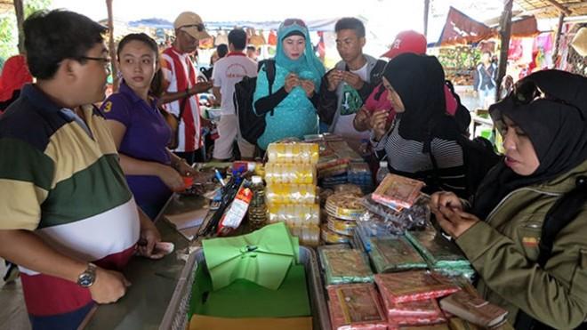 Indonesia-pasar potensial bagi pariwisata Vietnam - ảnh 1