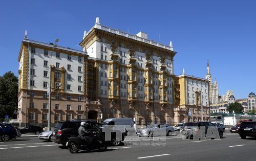 AS mengadakan kembali pemberian visa terbatas di Rusia - ảnh 1