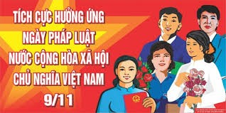 Hari Hukum Vietnam turut membangun Pemerintah yang bersih, lurus, bertindak dan melayani Tanah Air dan rakyat - ảnh 1