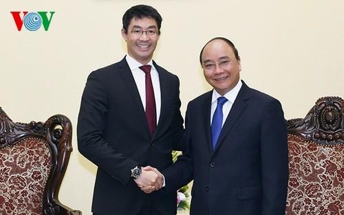 Vietnam dan perekonomian- perekonomian anggota APEC mengatasi semua tantangan untuk mencapai pertumbuhan dan konektivitas - ảnh 1