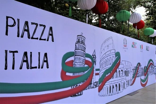 Pembukaan Pekan Italia-ASEAN kali pertama di Kota Hanoi - ảnh 1