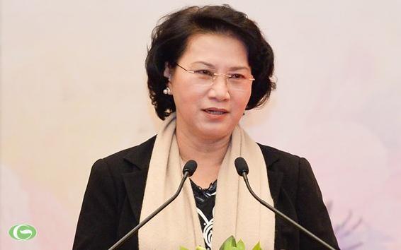 Ketua MN Nguyen Thi Kim Ngan melakukan kunjungan resmi di Singapura dan Australia - ảnh 1