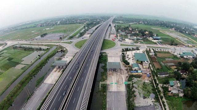 MN mengesahkan proyek pembangunan jalan tol Utara-Selatan sebelah Timur - ảnh 1