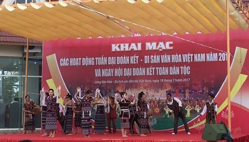 Mengkonservasikan dan mengembangkan semua pusaka budaya Vietnam - ảnh 1
