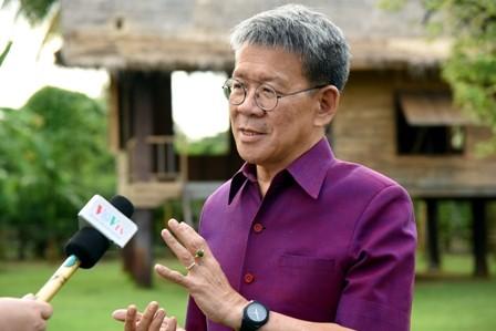 Perasaan yang diberikan oleh orang Thai kepada Presiden Ho Chi Minh  - ảnh 1