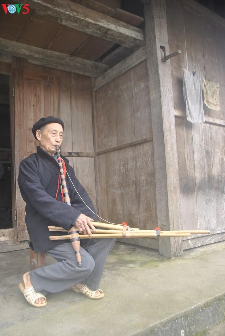 Ma Khai So, artisan seruling Khen etnis Mong - ảnh 1