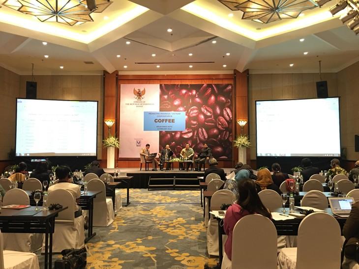 Arah maju bagi kerjasama perkopian antara Vietnam dengan Indonesia - ảnh 1