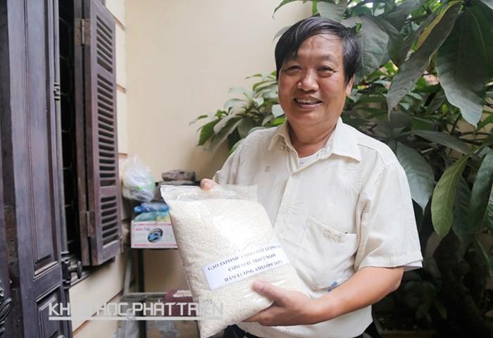 Profesor, Doktor Tran Duy Quy, ilmuwan papan atas dari  pertanian Vietnam - ảnh 1