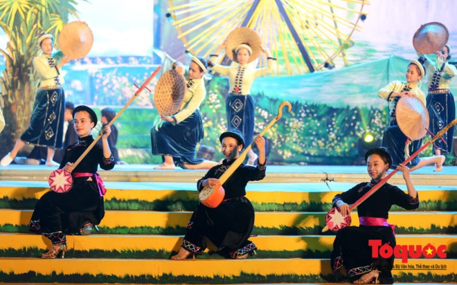 Nguyen Thai Hoc- Artisan nyanyian lagu Then  - ảnh 1