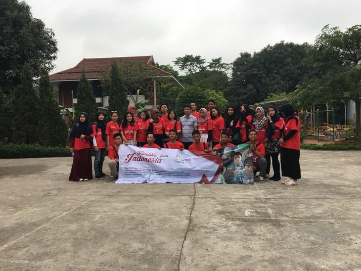 Organisasi IFS dengan missi mengkonektivitaskan rasa kasih sayang - ảnh 2