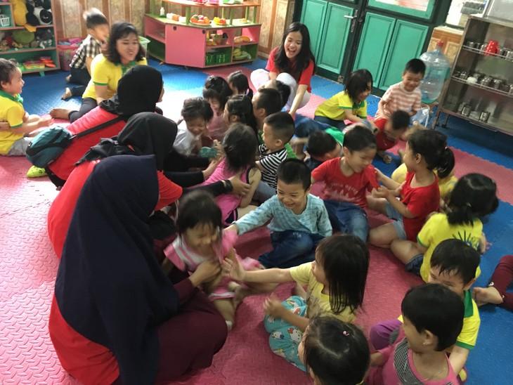 Organisasi IFS dengan missi mengkonektivitaskan rasa kasih sayang - ảnh 1