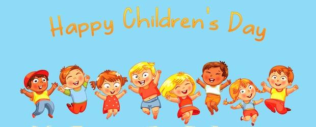 Program kesenian khas pada kesempatan Hari Anak-Anak Internasional - ảnh 1