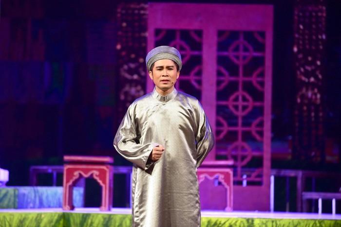 """Bapak Ba Doi""""-Lakon seni opera tradisional Cai Luong menghimpun seniman-seniwati dari tiga bagian negeri - ảnh 1"""