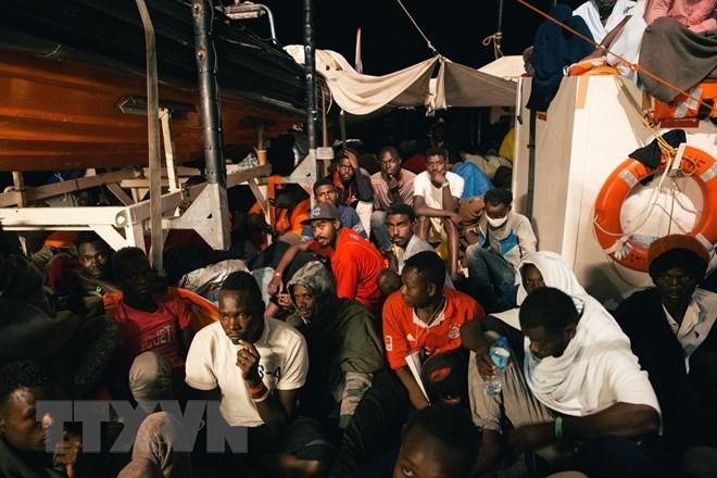 KTT Uni Eropa: Mencapai kesepakatan tentang permufakatan mengenai migran - ảnh 1