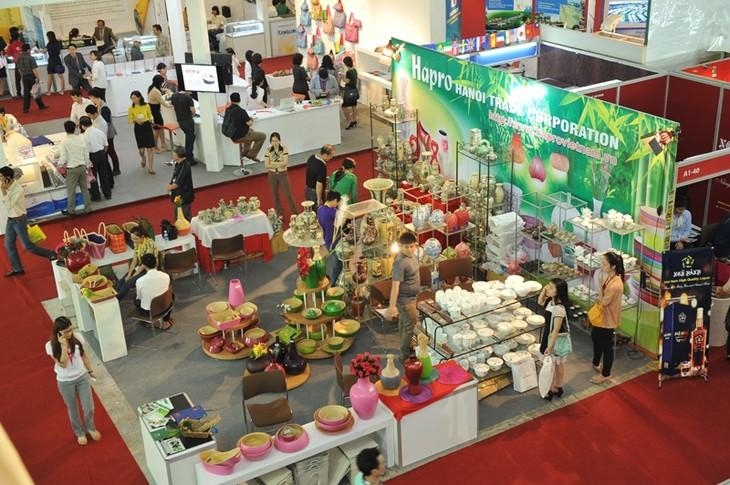 Dua puluh negara dan teritori ikut serta dalam Pameran Viet Nam Manufaturing Expo 2018 - ảnh 1