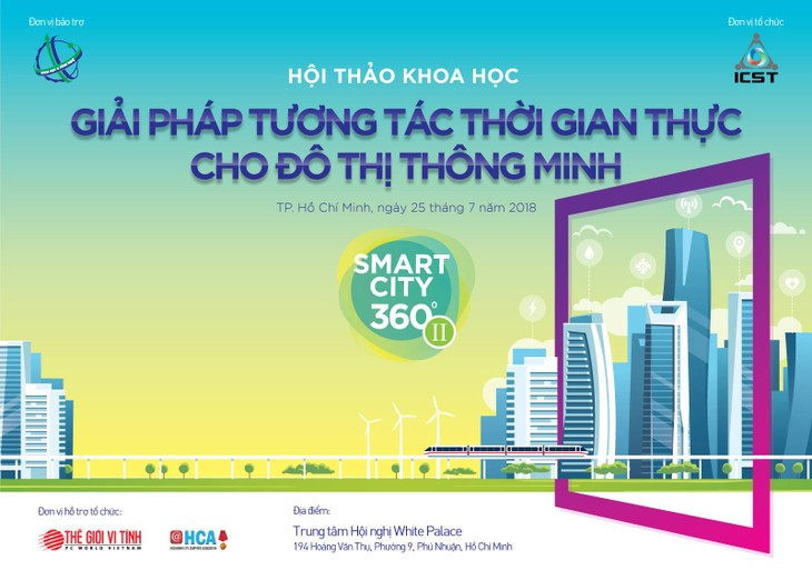 Mengumumkan rantai peristiwa lokakarya tentang panorama teknologi informasi dan komunikasi Viet Nam - ảnh 1