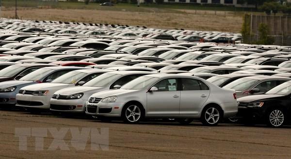Jepang, Uni Eropa dan Kanada memprotes rencana AS yang meningkatkan tarif terhadap mobil impor - ảnh 1