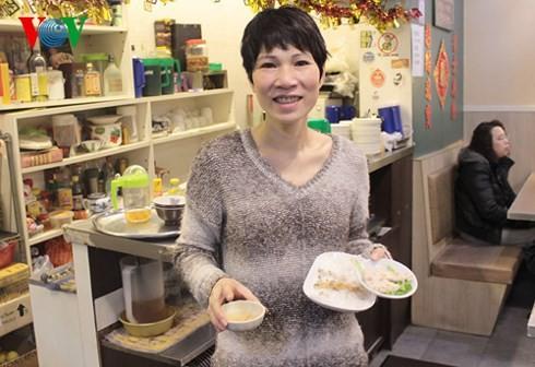 Saudari Nancy Nguyen membawa aroma masakan Viet Nam ke Hong Kong(Tiongkok) - ảnh 1