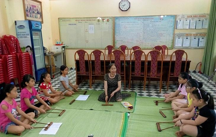 Kota Hai Phong melestarikan dan mengembangkan nilai pusaka lagu rakyat Ca Tru - ảnh 1