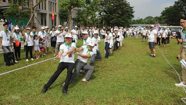 Hari Keluarga ASEAN-Menyambungkan tangan-tangan ASEAN - ảnh 1