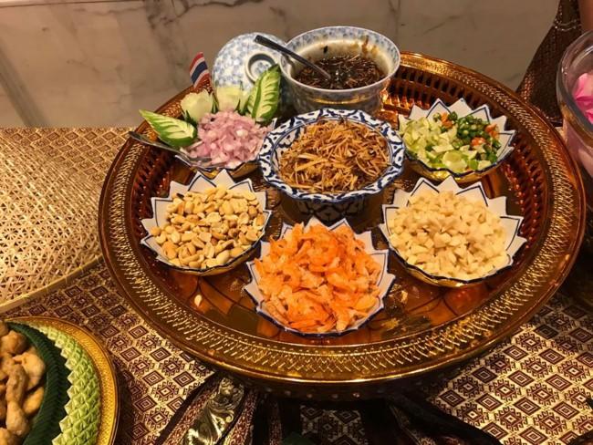 Taste of Thailand-membawa intisari kuliner Thailand lebih dekat dengan warga Kota Ha Noi - ảnh 1