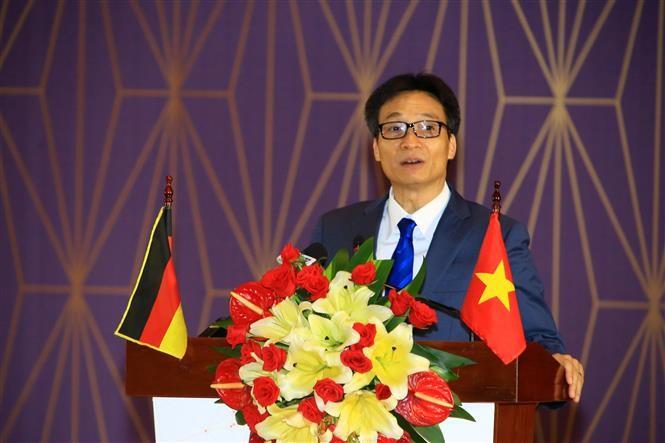 Universitas Viet Nam-Jerman  memperingati ulang tahun ke-10 berdirinya - ảnh 1
