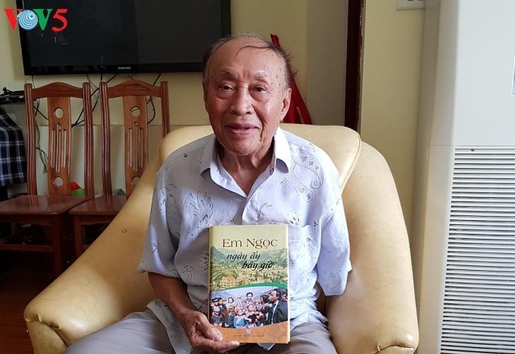 Pak guru Trinh Ngoc Trinh-Warga Unggul Ibu Kota Ha Noi 2018 - ảnh 1