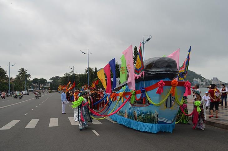 Nilai budaya dalam pengembangan pariwisata Provinsi Ba Ria-Vung Tau - ảnh 1